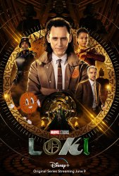 Loki poster marvel studios