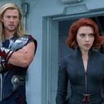 Scarlett Johansson, Chris Hemsworth