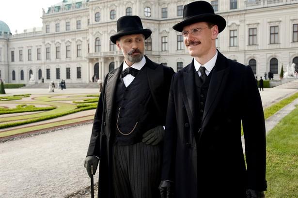 Michael Fassbender,Viggo Mortensen