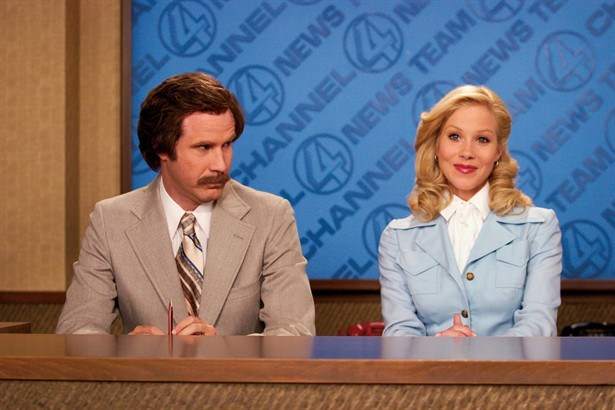 Christina Applegate,Will Ferrell