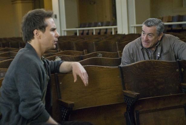 Robert De Niro,Sam Rockwell