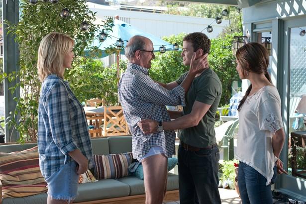Jenna Elfman,Justin Timberlake,Mila Kunis,Richard Jenkins