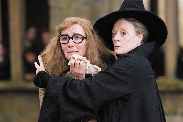 Emma Thompson,Maggie Smith