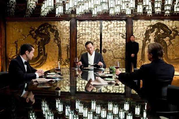 Joseph Gordon-Levitt,Ken Watanabe,Leonardo DiCaprio