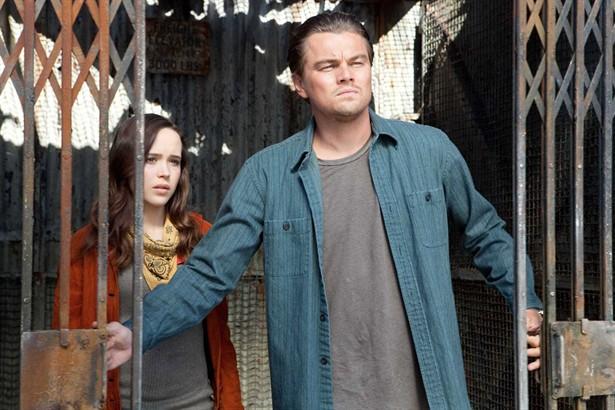 Ellen Page,Leonardo DiCaprio