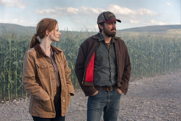 Casey Affleck,Jessica Chastain