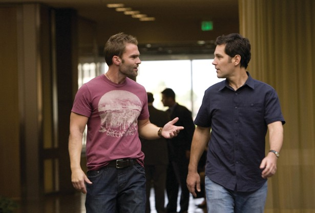 Paul Rudd,Seann William Scott