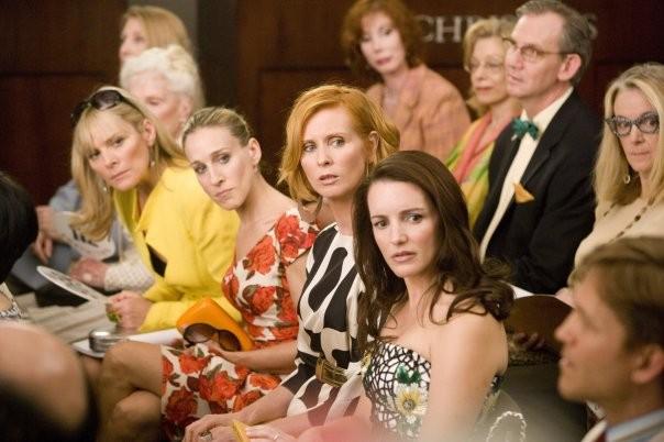 Cynthia Nixon,Kim Cattrall,Kristin Davis,Sarah Jessica Parker