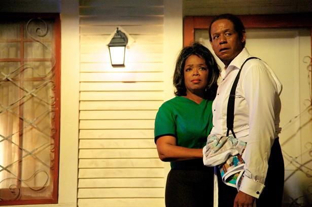Forest Whitaker,Oprah Winfrey