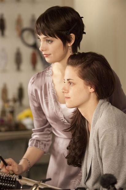 Ashley Greene,Kristen Stewart