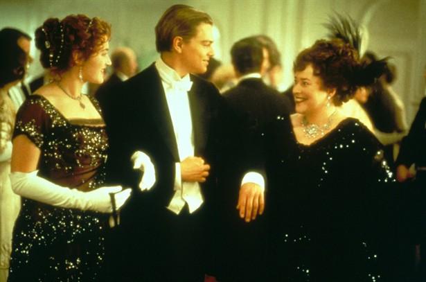 Kate Winslet,Kathy Bates,Leonardo DiCaprio