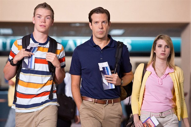 Emma Roberts,Jason Sudeikis,Will Poulter