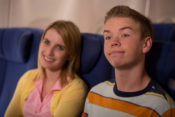 Emma Roberts,Will Poulter