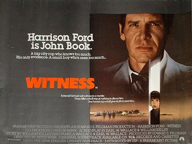 Image result for witness film