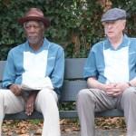 Morgan Freeman, Michael Caine