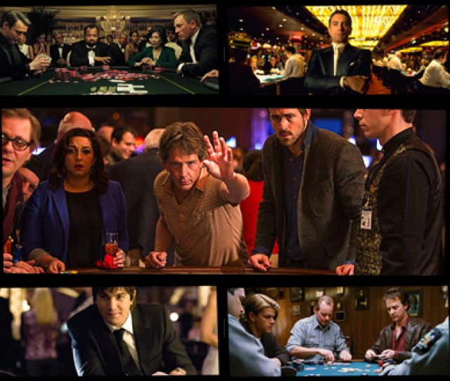 From Robert De Niro In Casino To Matt Damon In Rounders To More Recent Classics Like Mississippi Grind Starring The Incredible Ben Mendelsohn Casinos Have