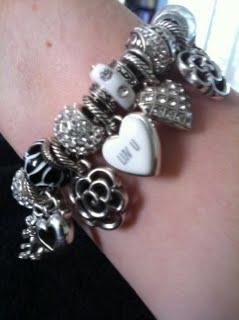 Brighton charm bracelets