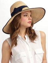 My straw hat