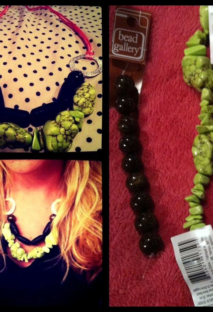 Do it yourself: Necklace