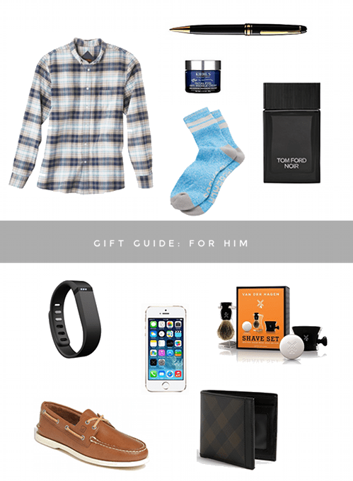 VALENTINES GIFTS: FOR HIM
