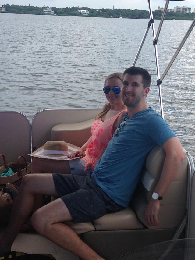 Siesta Key Boat