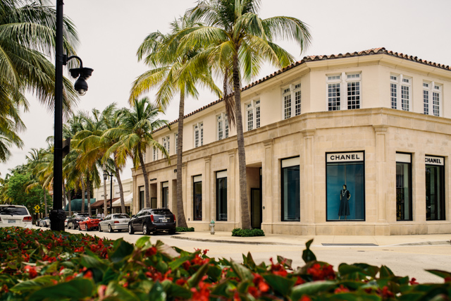 Chanel Palm Beach