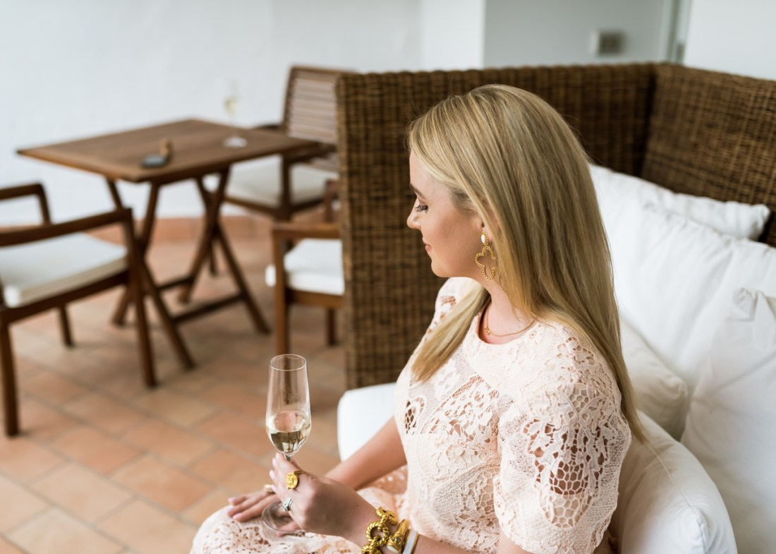 Julie Vos Siena Statement Earring Fancy Things Amalfi Italy