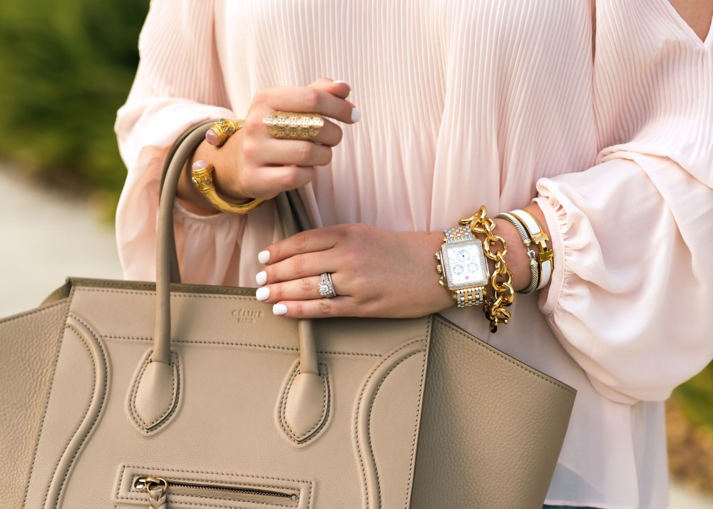 Arm Party Details Celine Fancy Things
