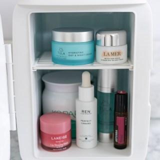 What I Keep Inside My Cooluli Skincare Fridge