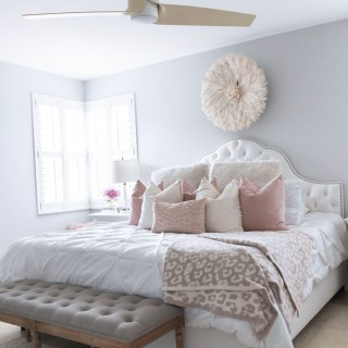 Bedroom Update With Casablanca Fan Company