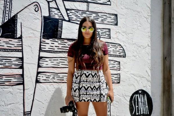 Ana Faneite Miami art district wynwood
