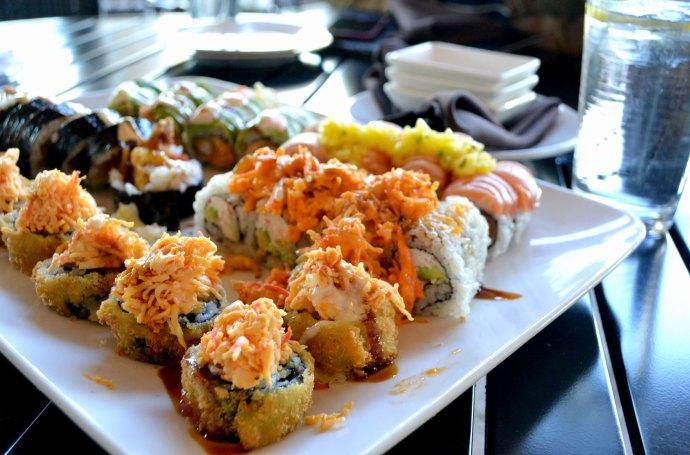 sushi kai the fashion streets