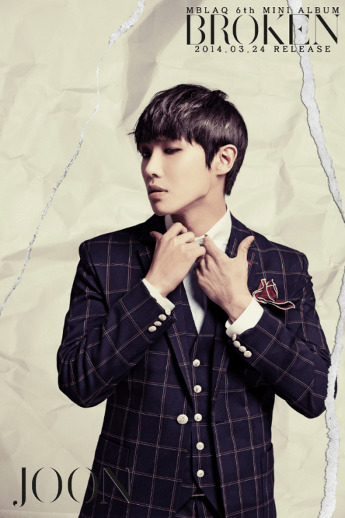 Lee Joon Broken