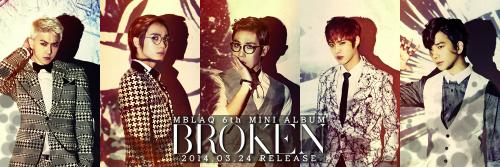MBLAQ Broken