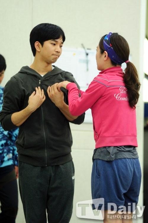 Hodong Phoenix rehearsals