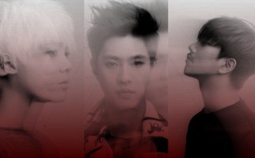 MBLAQ Mirror Red Hue