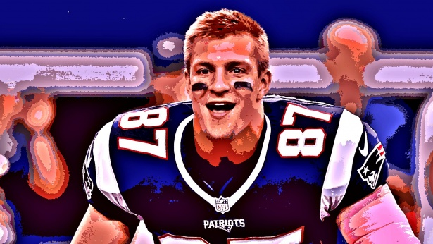 does rob gronkowski still play for the patriots