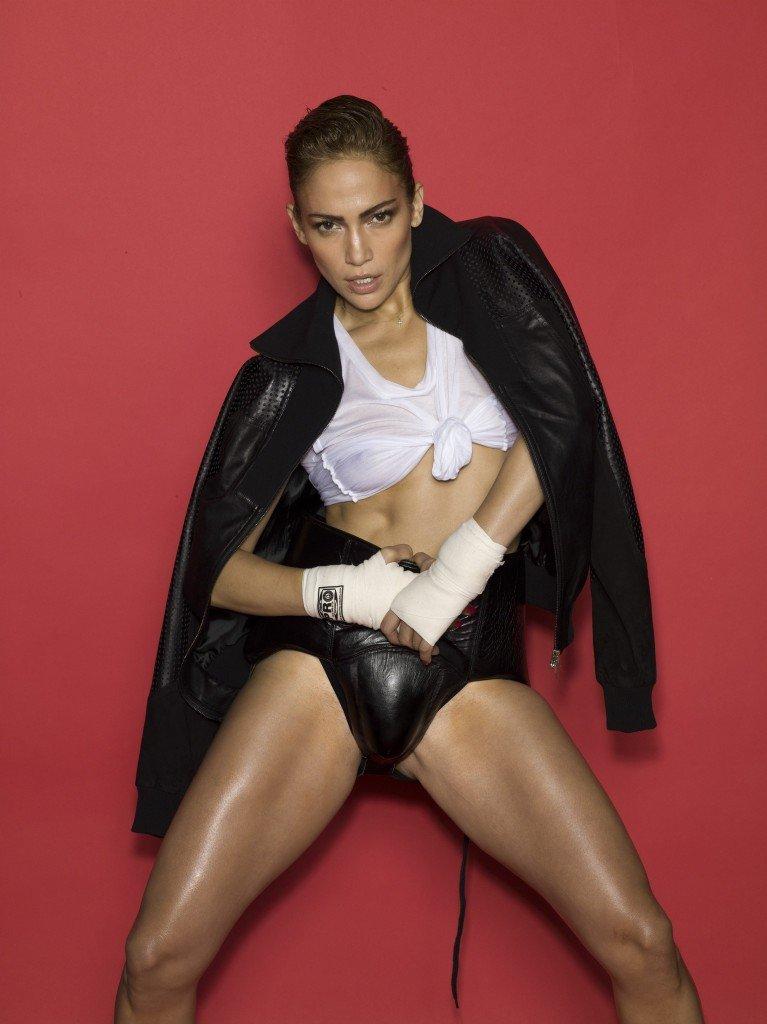 Jennifer Lopez Unedited
