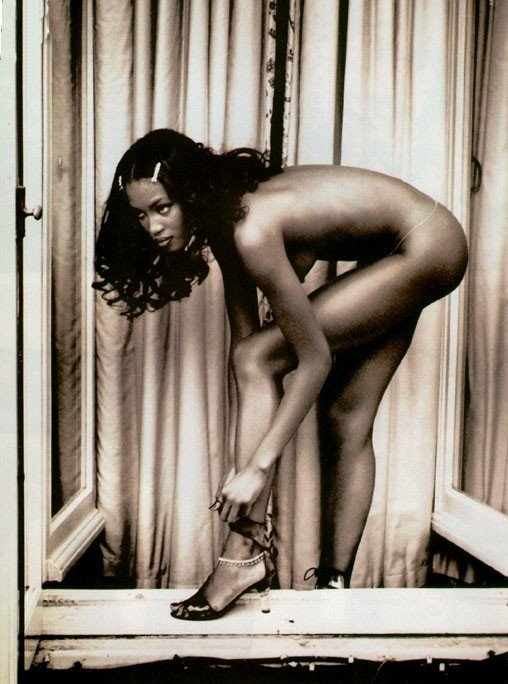 Naomi Campbell Naked 24