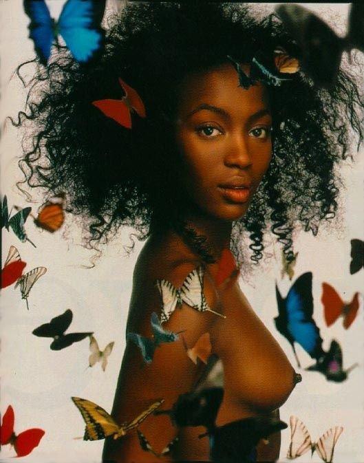 Naomi Campbell Naked 33