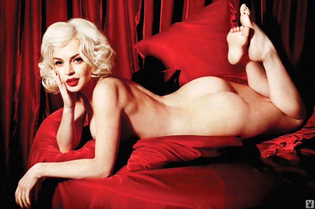 Lindsay Lohan Naked 07