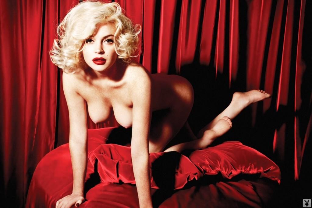 Lindsay Lohan Naked 08