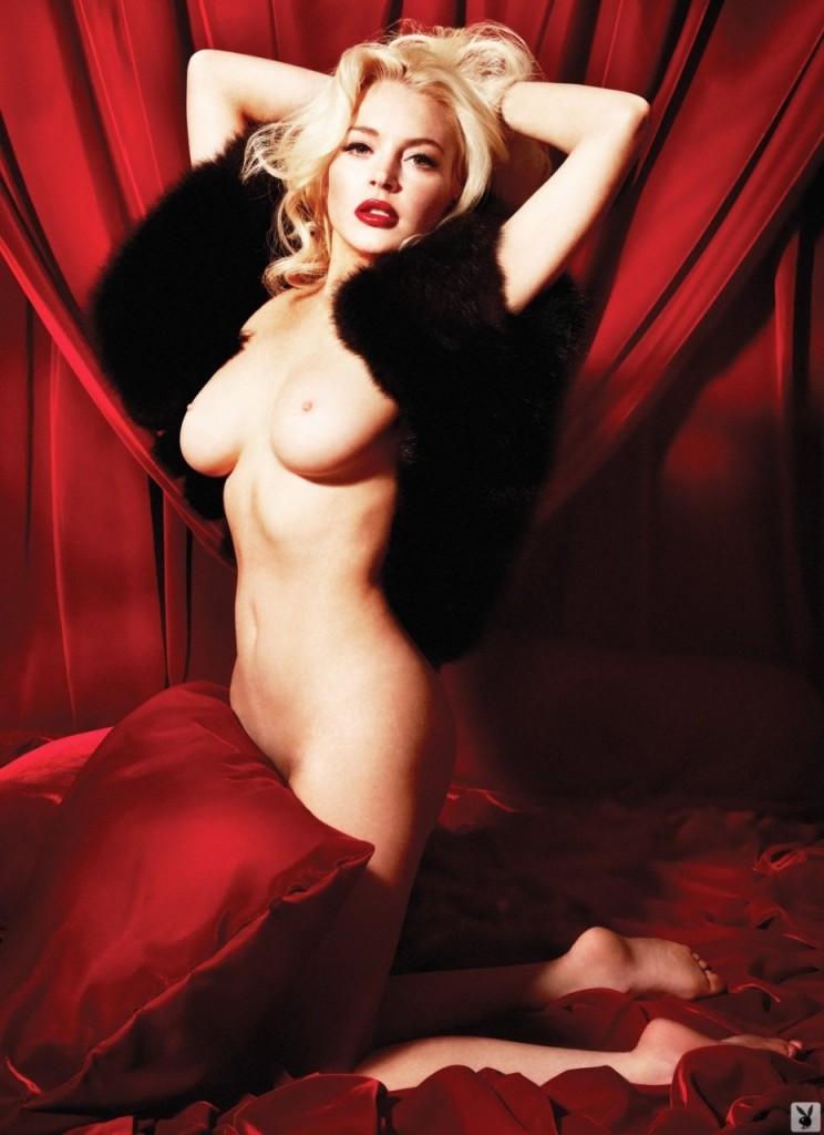 Lindsay Lohan Naked 09