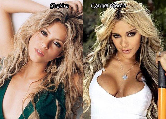 23.Shakira Carmel Moore