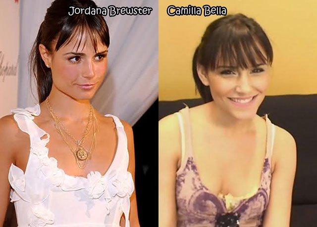 7.Jordana Brewster Camilla Bella