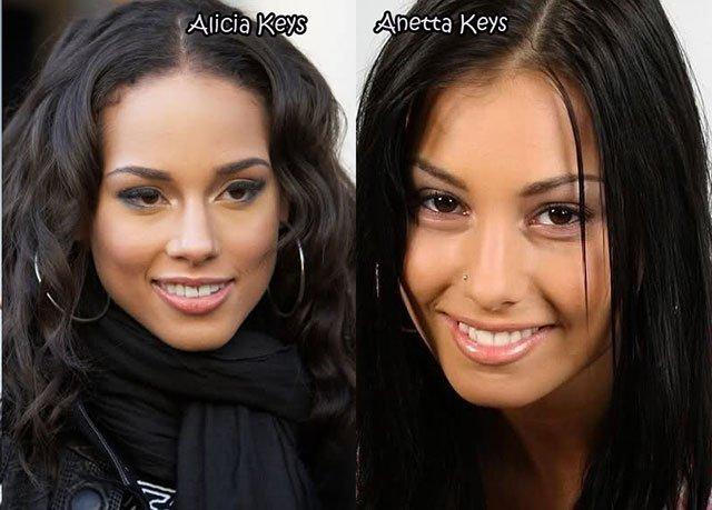 9.Alicia Keys Anetta Keys