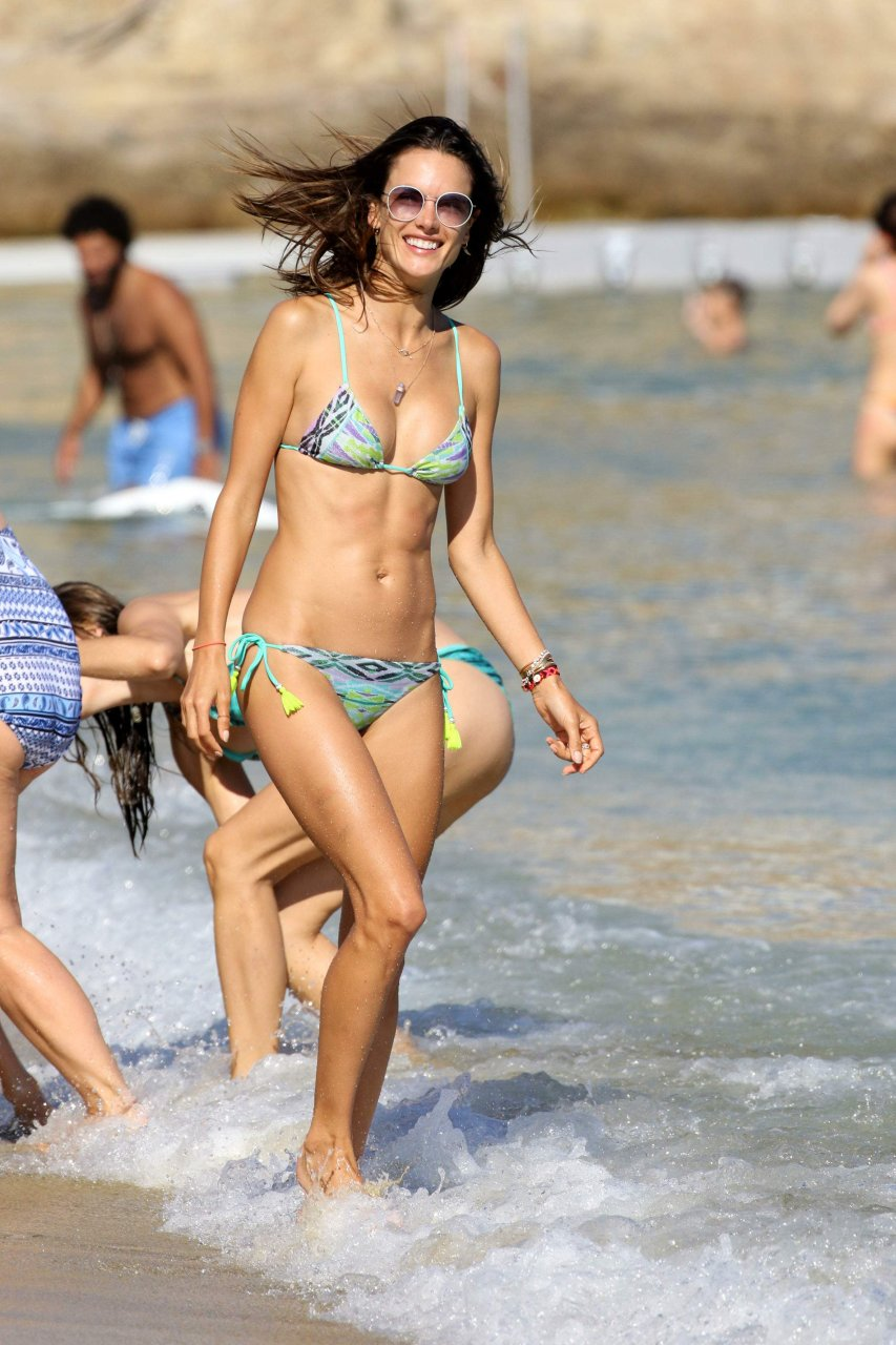 Alessandra Ambrosio Sexy 31 Photos  TheFappening