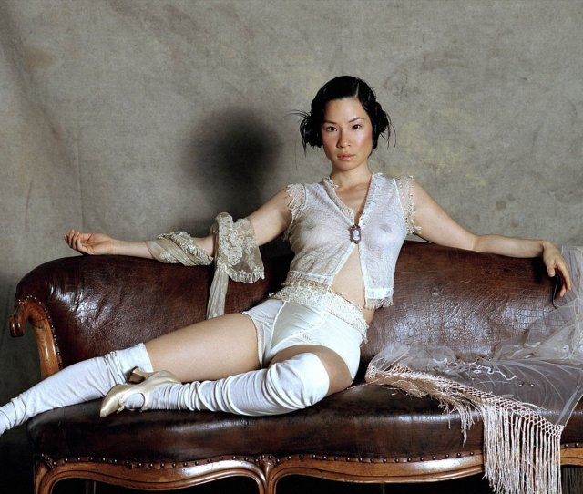 Lucy Liu See Through 2 Thefappening So