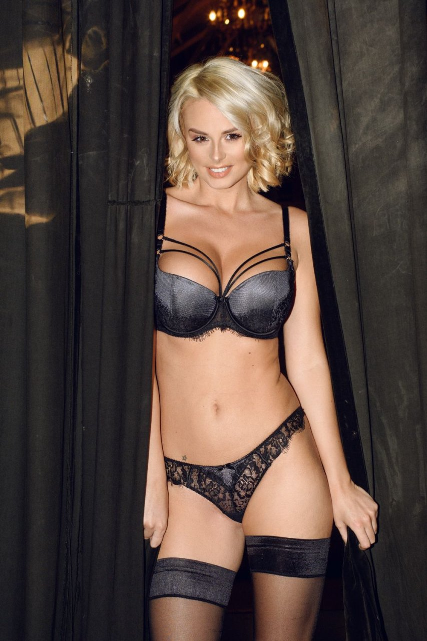 Rhian Sugden Sexy  Topless Page3  5 Photos  TheFappening