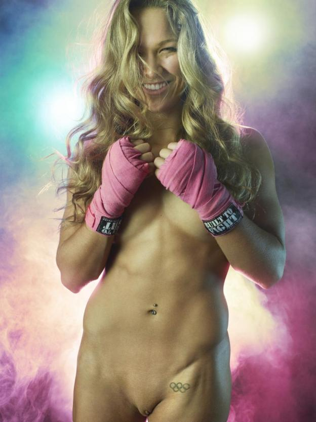 Ronda Rousey Nude and Fappening (3 Photos)